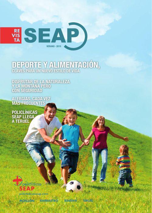 Revista Policlínicas SEAP Verano 2015