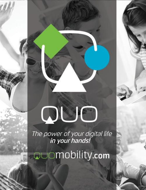 QUO Mobility Catalog Summer 2015