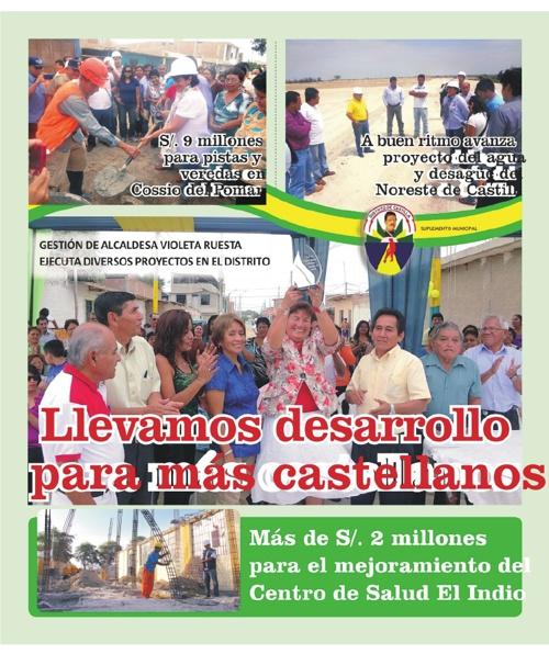 Municipalidad Distrital de Castilla