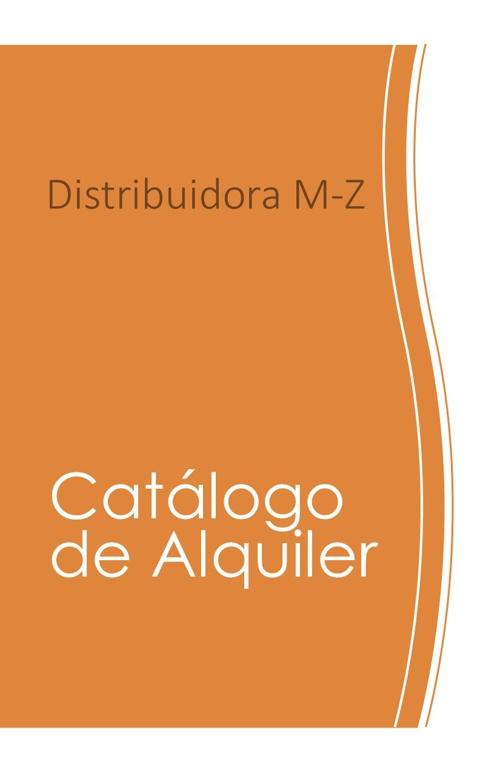 Copy of Alquiler