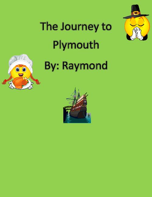 Raymond's Pilgrim Book