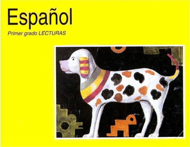 español de lectura de 1º grado