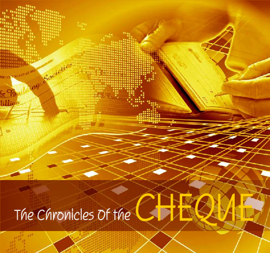 The Chronicles Of The Cheque Booklet