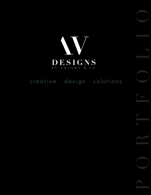 AV Designs CV and Portfolio