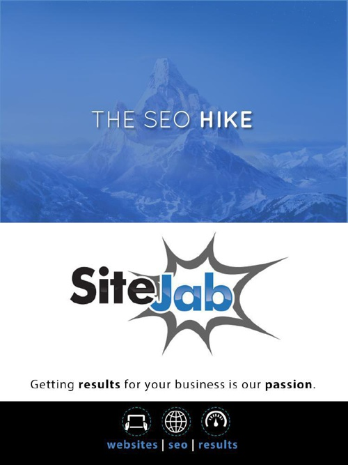 The SEO Hike