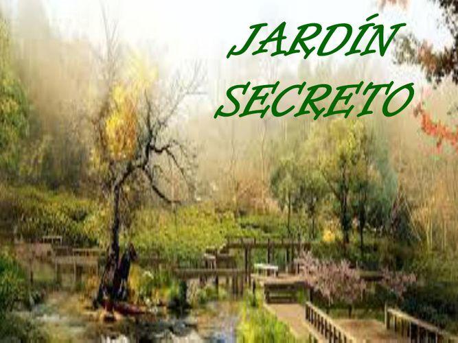 CATALOGO - JARDIN SECRETO