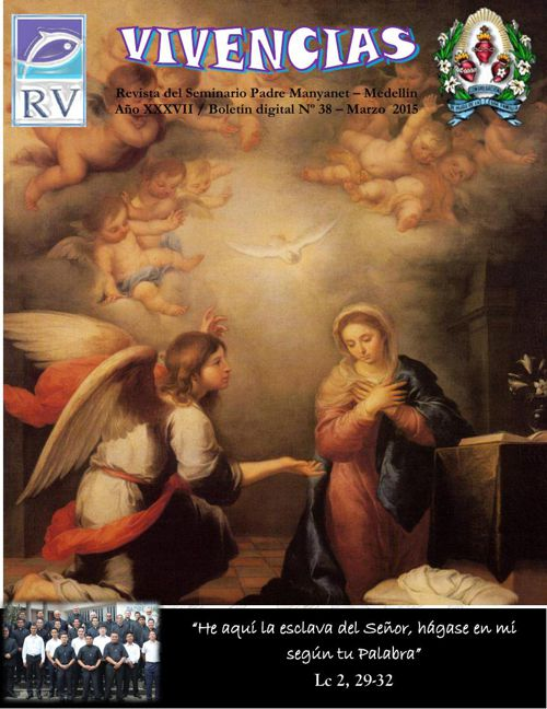 edición revista vivencias mes de Marzo  2015. edicion completa