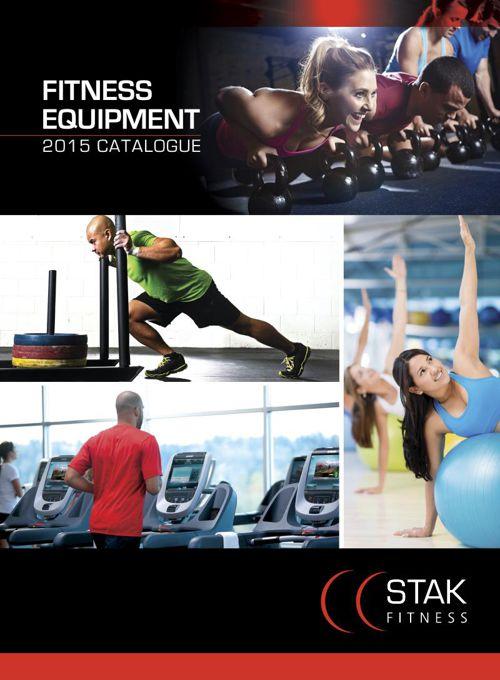2015 STAK Fitness Catalogue