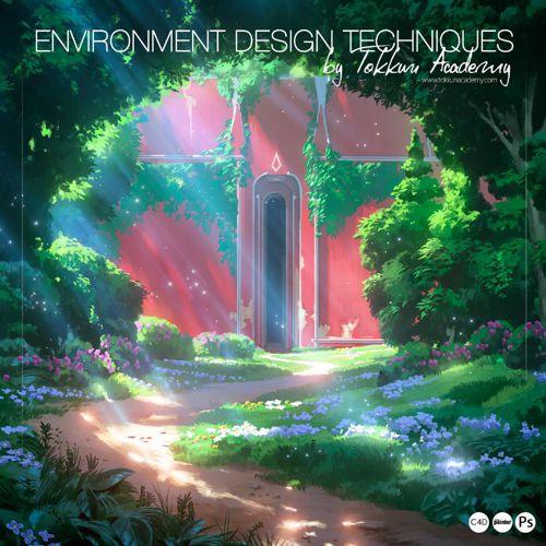 Tokkun Academy Environment Art Techniques