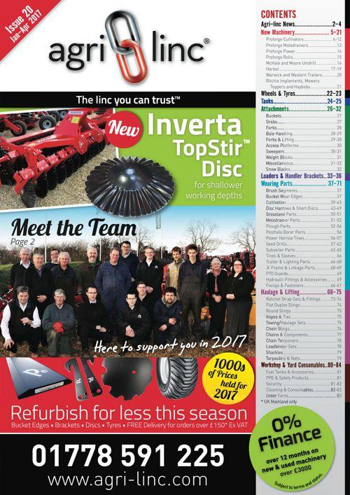 Agri-Linc Catalogue - Jan 2017
