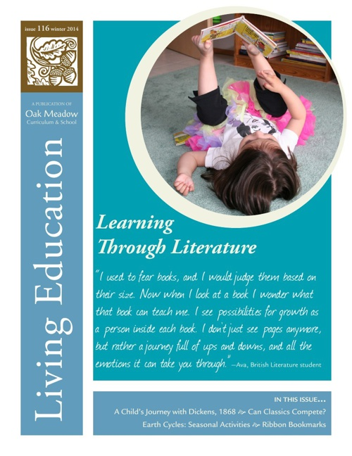 Winter 2014 : Learning Through Literature