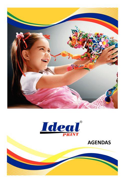 Catálogo Agendas | Gráfica Ideal