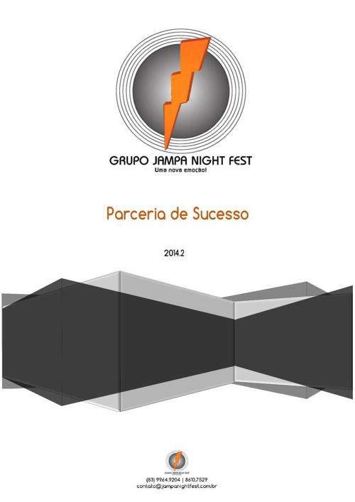 Plano de Divulgação | Portal do Show 2014.2