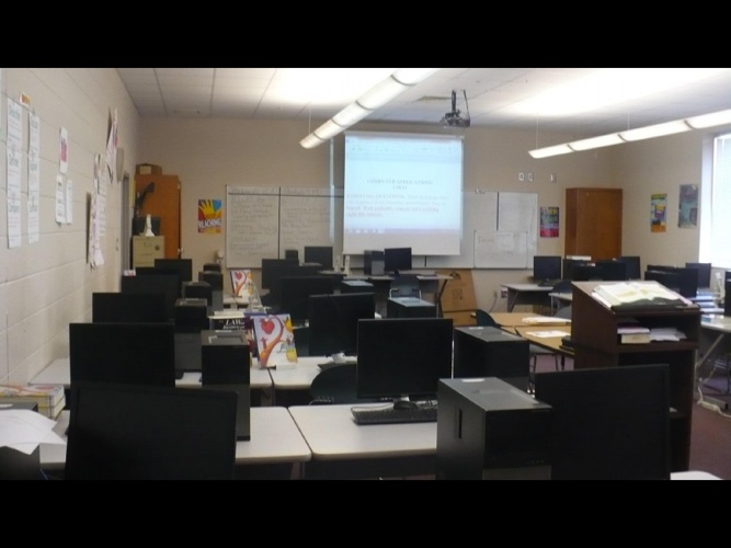 Mrs. Hitchcock's Classroom