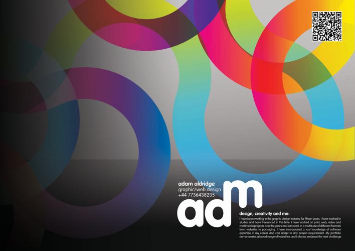 Adam Aldridge Portfolio