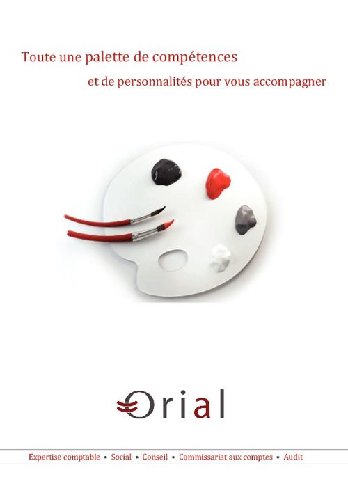 plaquette Orial