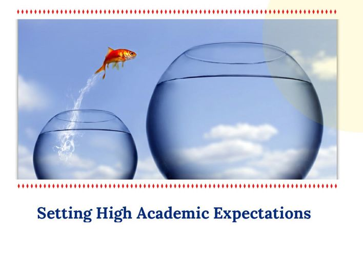 Setting High Expectations