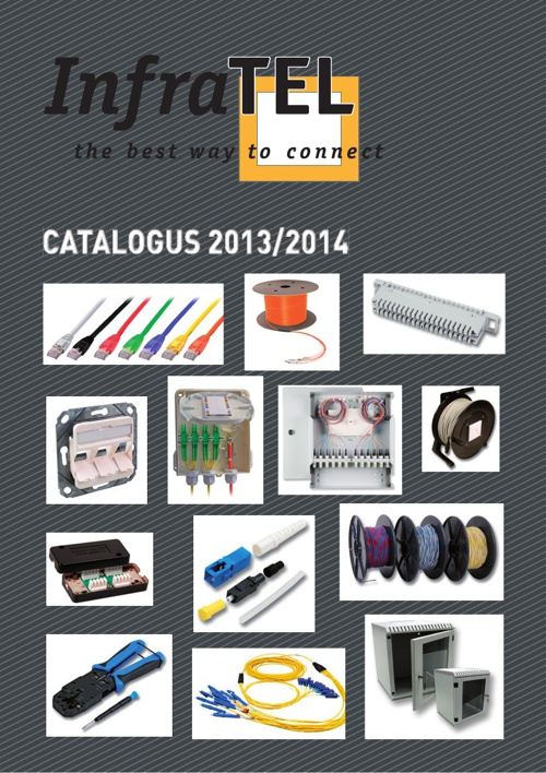 Catalogus InfraTEL 2013-2014