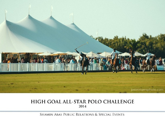 High Goal All-Star Polo Challenge 2014