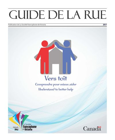 Guide de la rue 2017_Societe francophone de Victoria