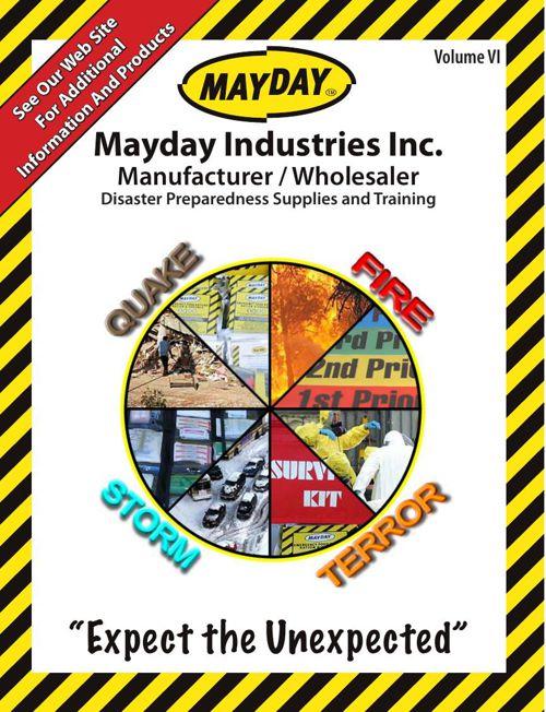 Mayday Digital Catalog 2008