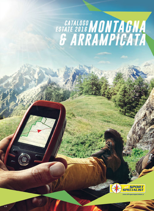 Catalogo Montagna e Arrampicata: Estate 2016