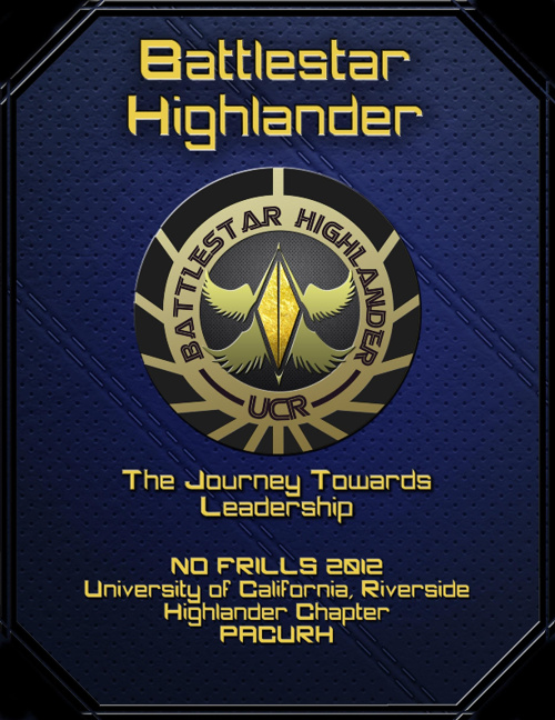 Battlestar Highlander: The Journey Towards Leadership