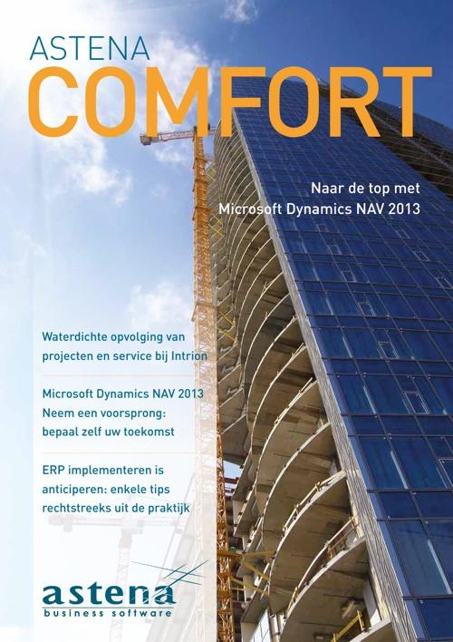 Astena Comfort Magazine