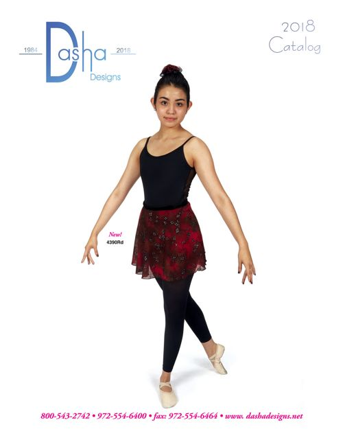 2018 Dasha Designs Catalog