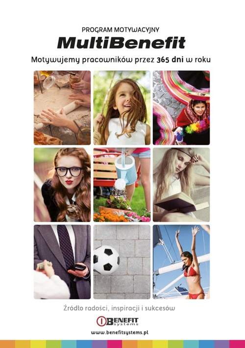 PROGRAM MOTYWACYJNY - MULTIBENEFIT