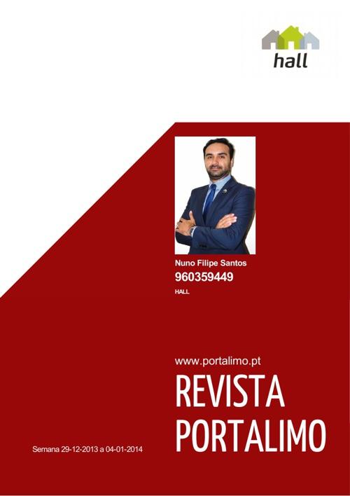 Portalimo Magazine Nuno Santos