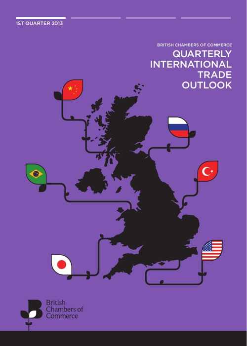 BCC Quarterly Int trade outlook Q12013