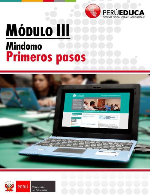 PRIMEROS PASOS MINDOMO