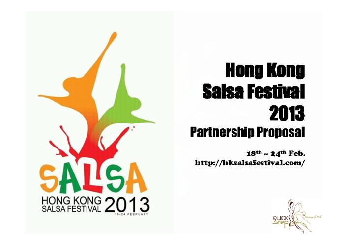 Hong Kong Salsa Festival 2013