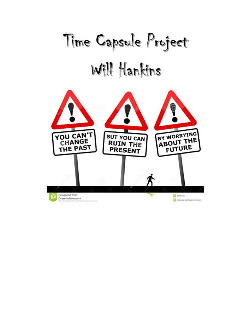 Time Capsule Project eBook