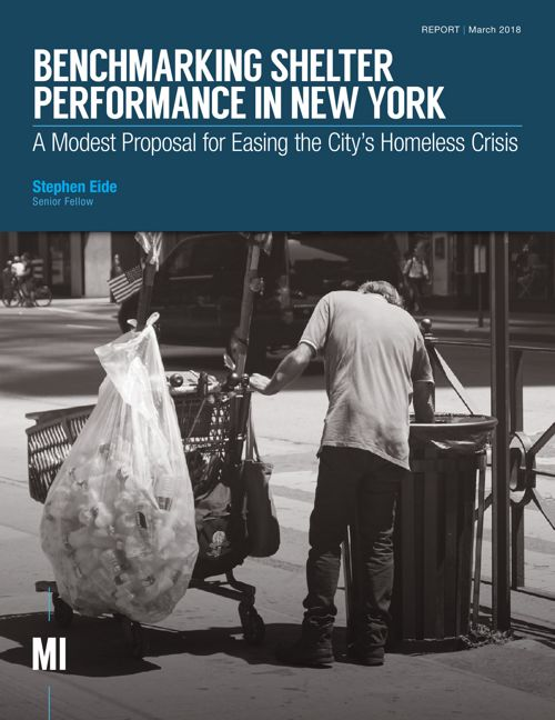 Benchmarking Shelter Performance in New York
