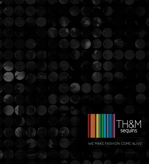 TH&M Sequins Website