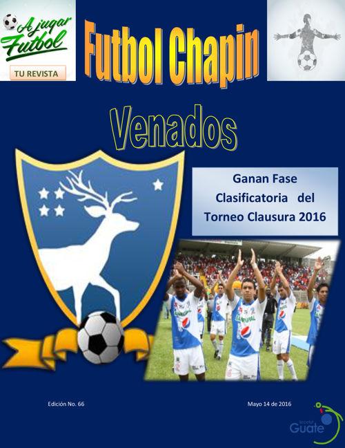 Revista Futbol Guate