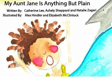 My Aunt Jane Is Anything But Plain