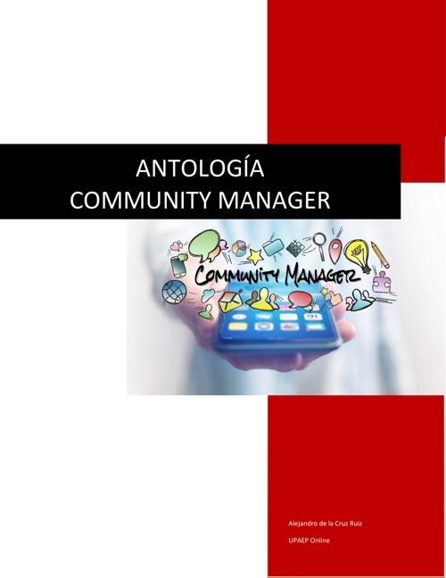 Antología Curso Community Manager