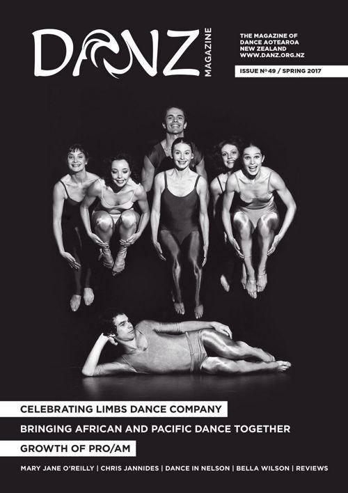 DANZ Magazine Issue No. 49