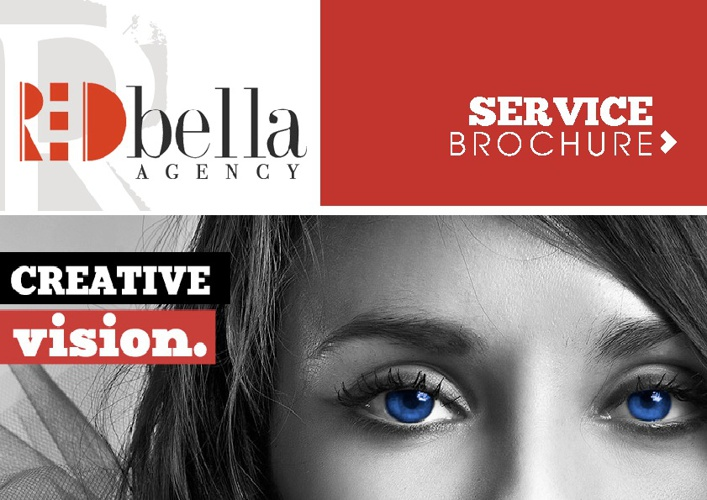 Red Bella Agency Brochure