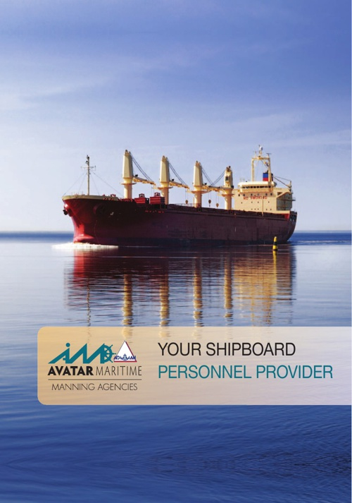 AVATAR MARITIME CO. LTD BROCHURE