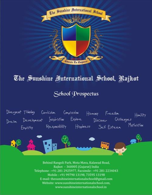 School Prospectus TSIS