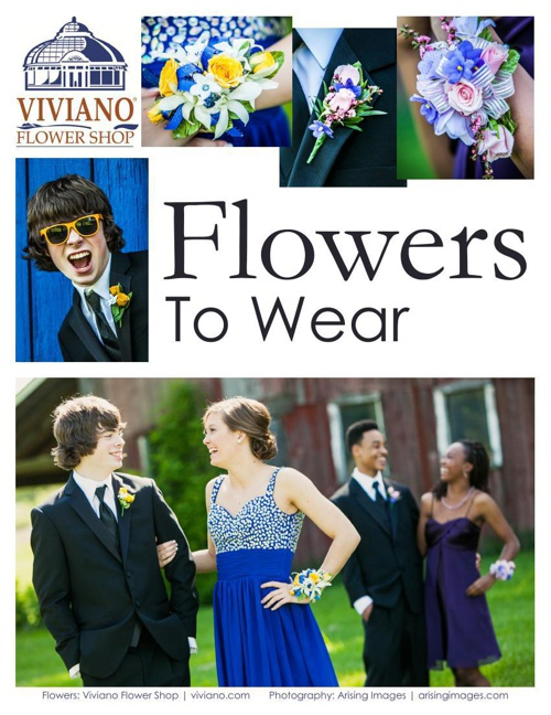 Viviano's Flowers To Wear Catalog 2014