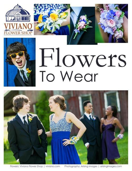 Viviano's Flowers To Wear Catalog 2014