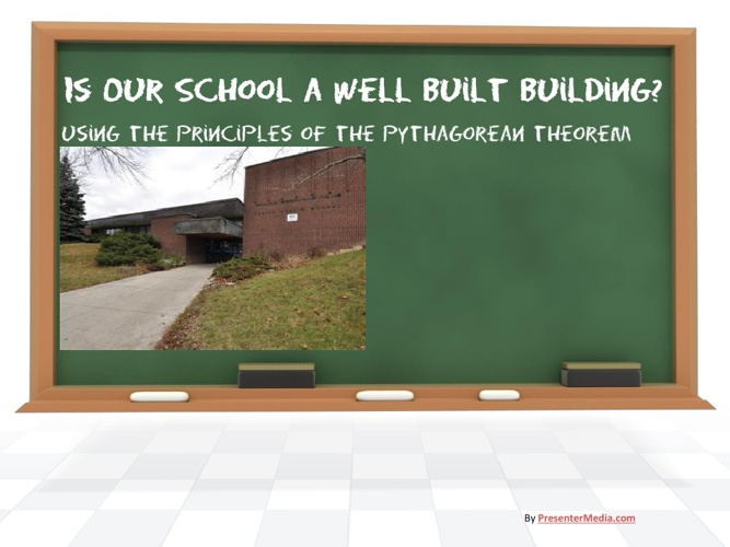Is our school well built?