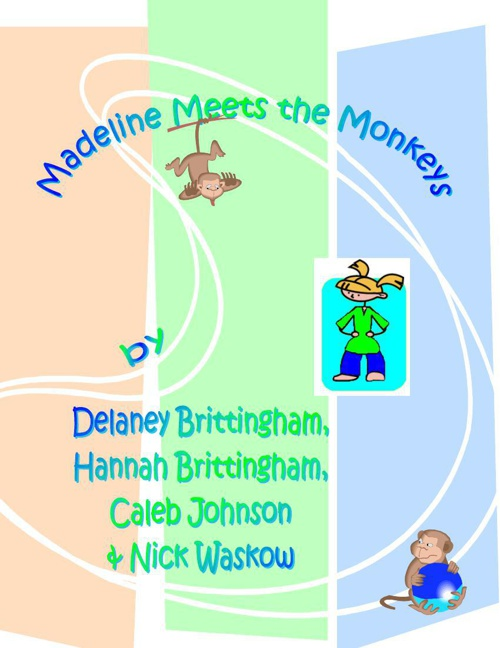 Madeline Meets the Monkeys