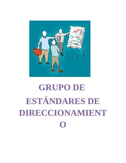 MANUAL DE ACREDITACIÓN EN SALUD HOSPITALARIO Y AMBULATORIO