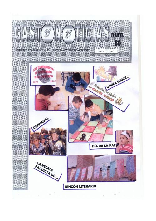 GASTONOTICIAS 80 PARTE 1 (0-22)